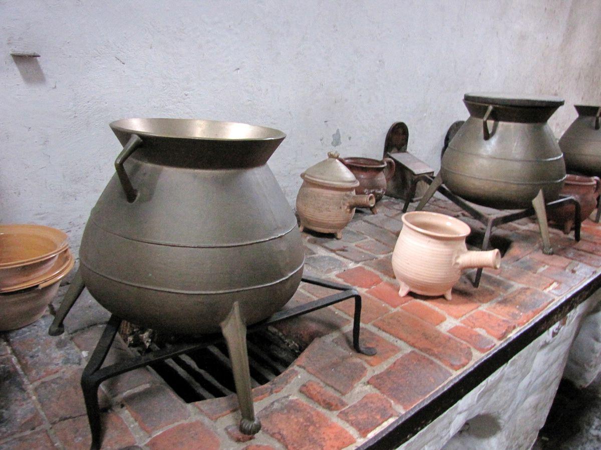 Les cuisines de Henri VIII, Hampton Court Palace