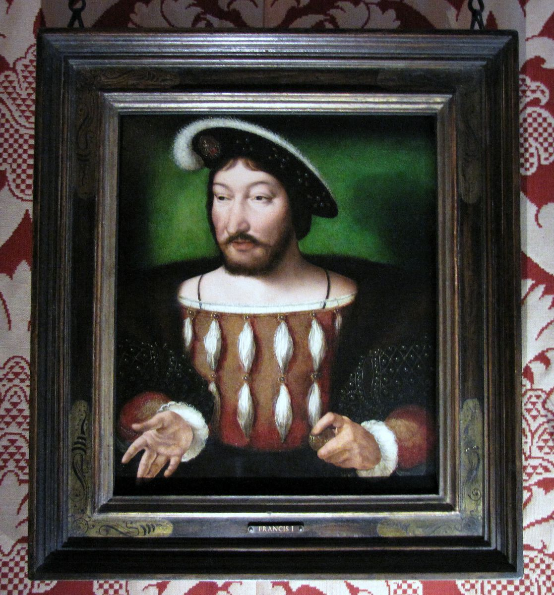 François 1er, Hampton Court Palace