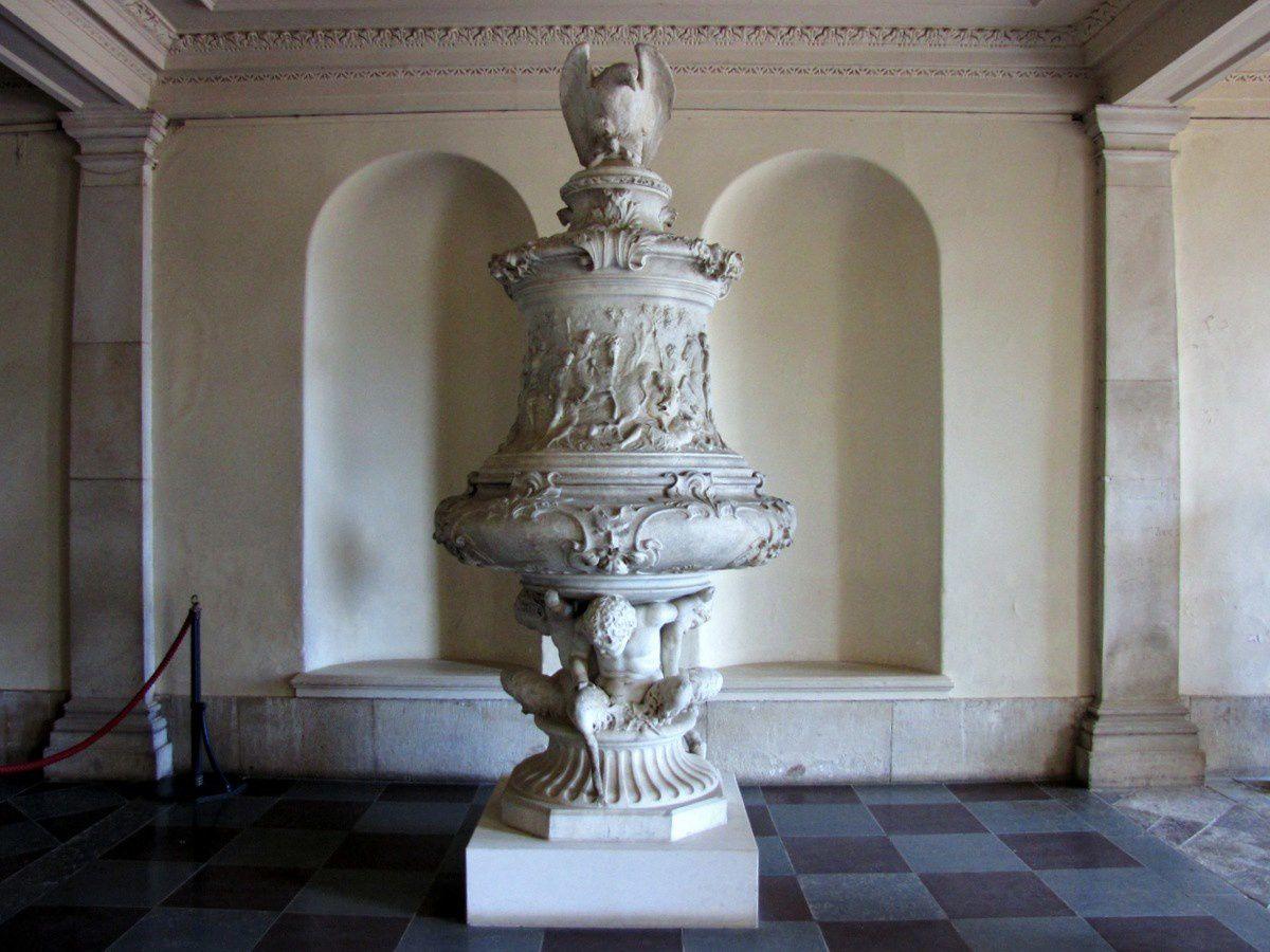 Le jardin privé, Hampton Court Palace