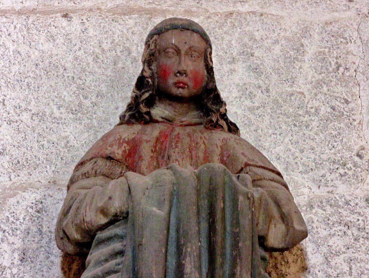 Statue de Saint-Sernin