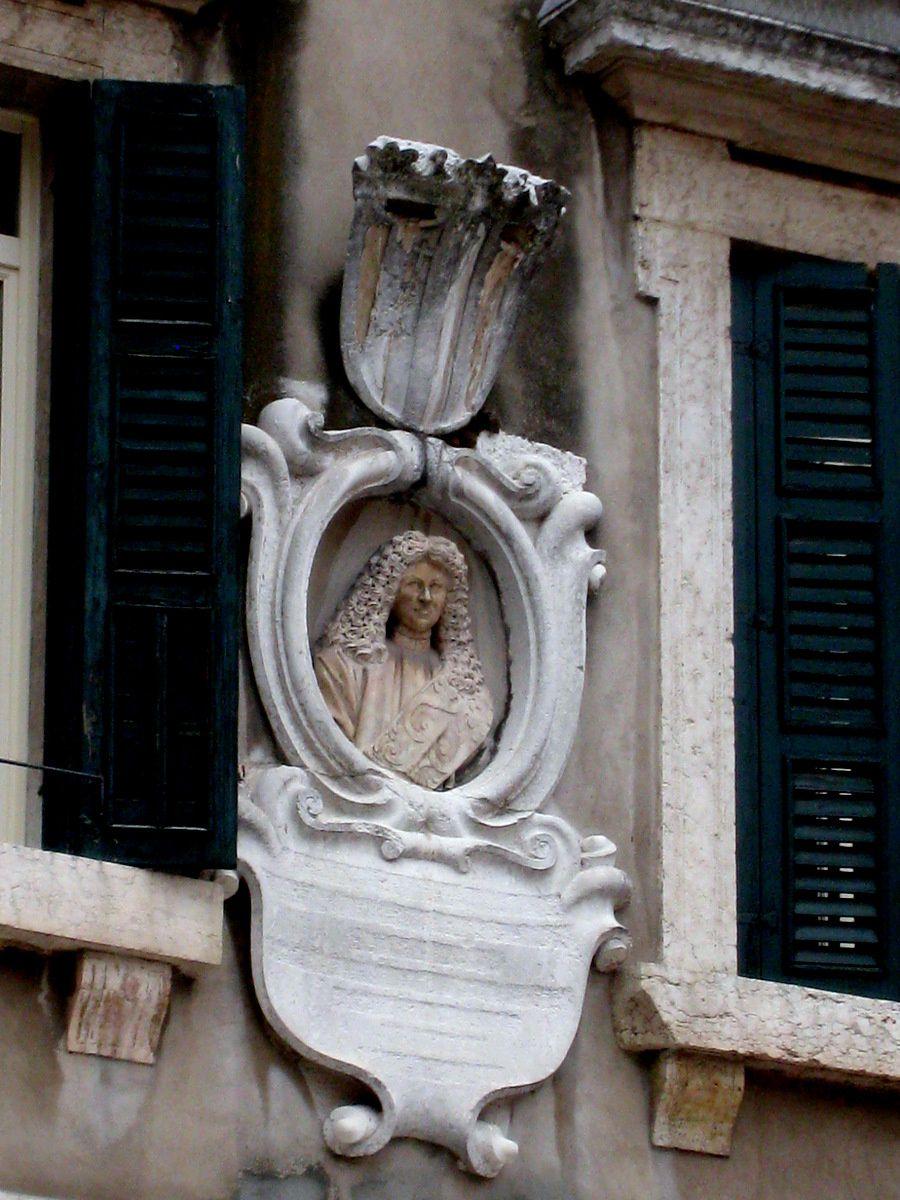 Piazza dei Signori à Vérone