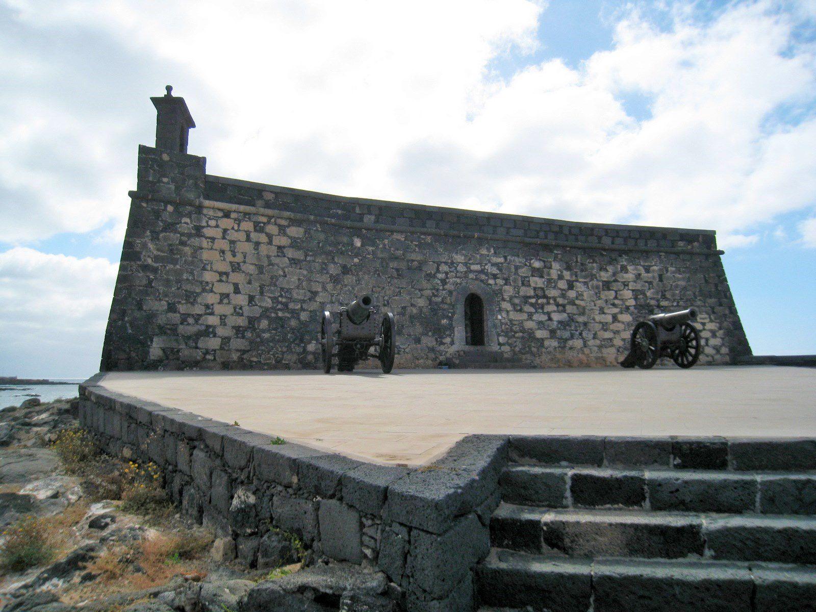 Castillo de San Gabriel, Arrecife (Île de Lanzarote)