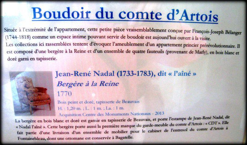 Bergère à la Reine par Jean-René Nadal