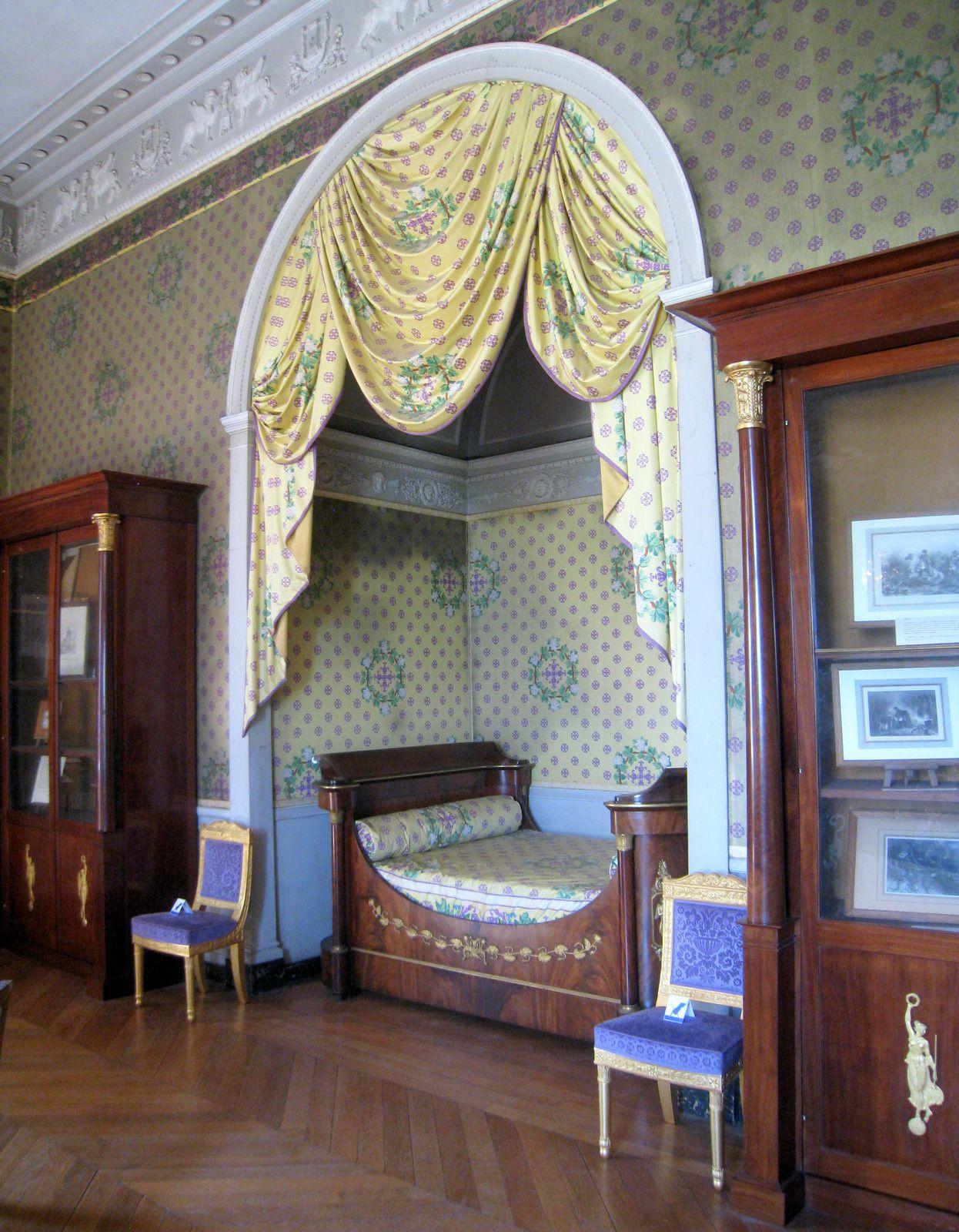 Meubles de la chambre du maréchal Lannes