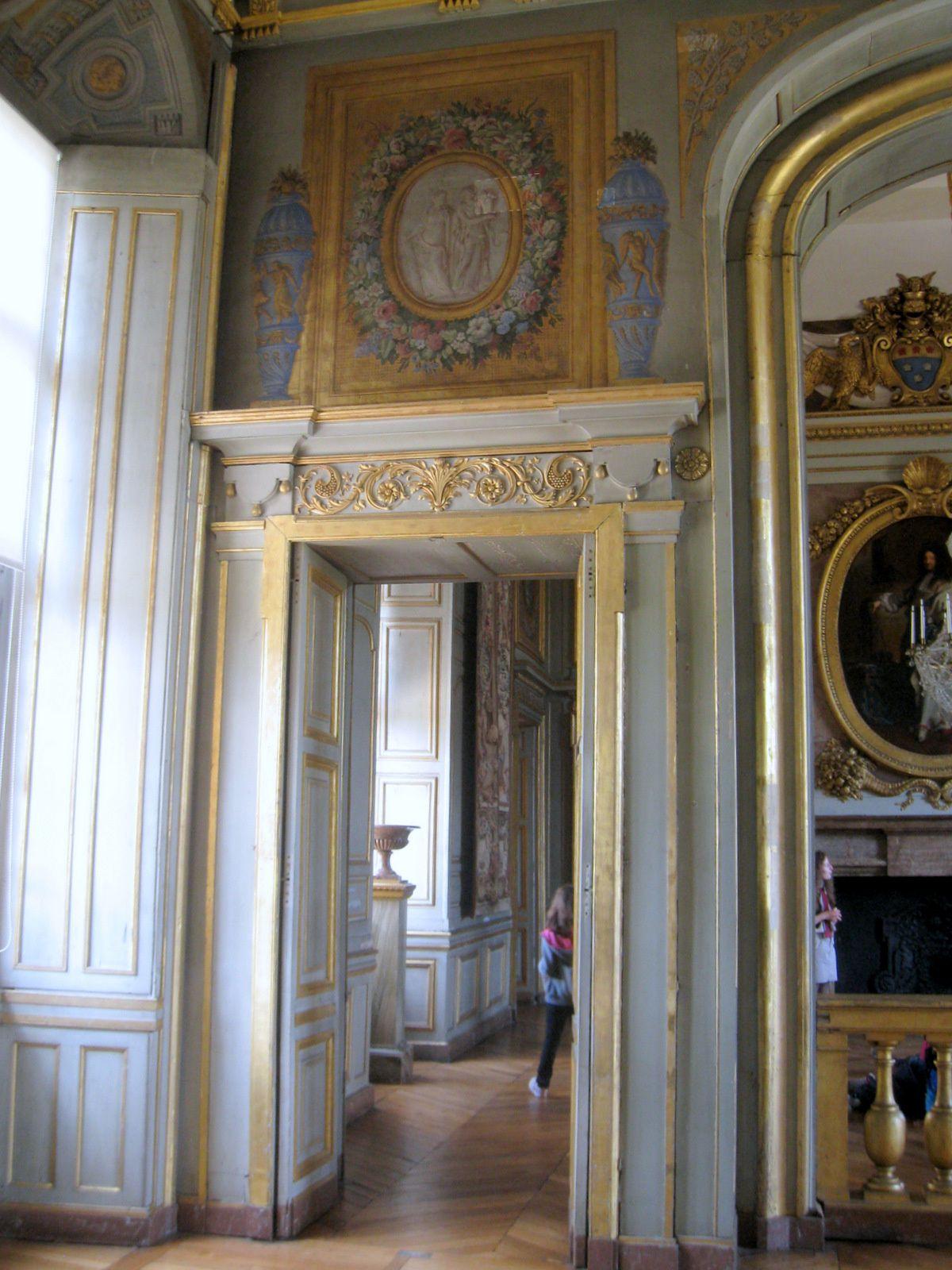 La Grande Salle du château de Maisons-Laffitte