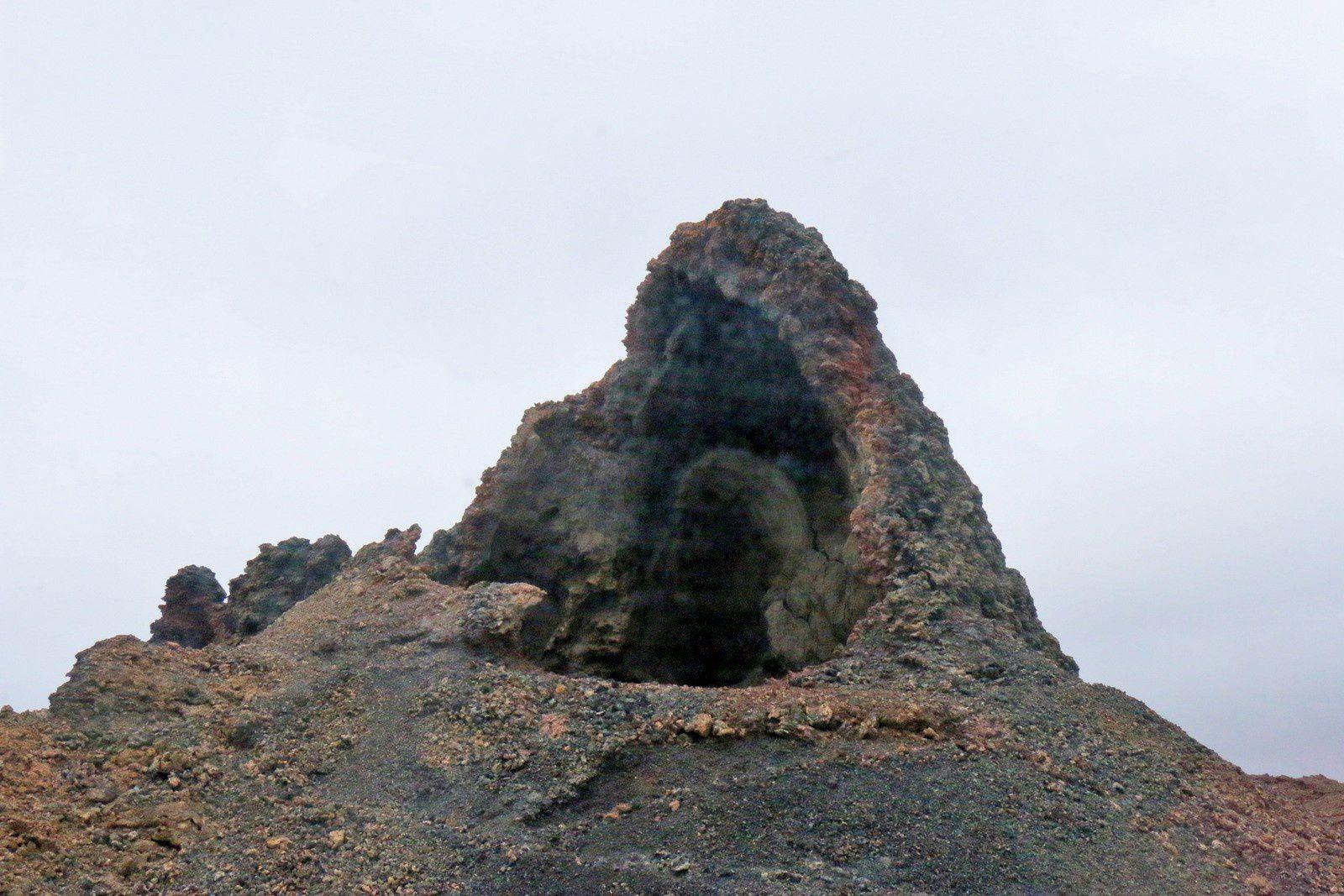 Montañas del Fuego, Lanzarote (Canaries)