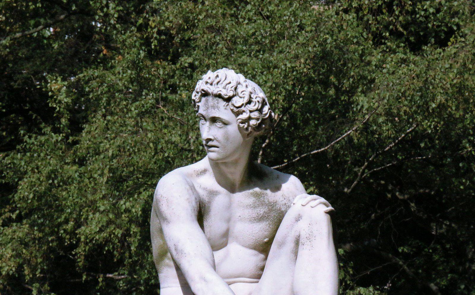 Archidamas, jardin du Luxembourg
