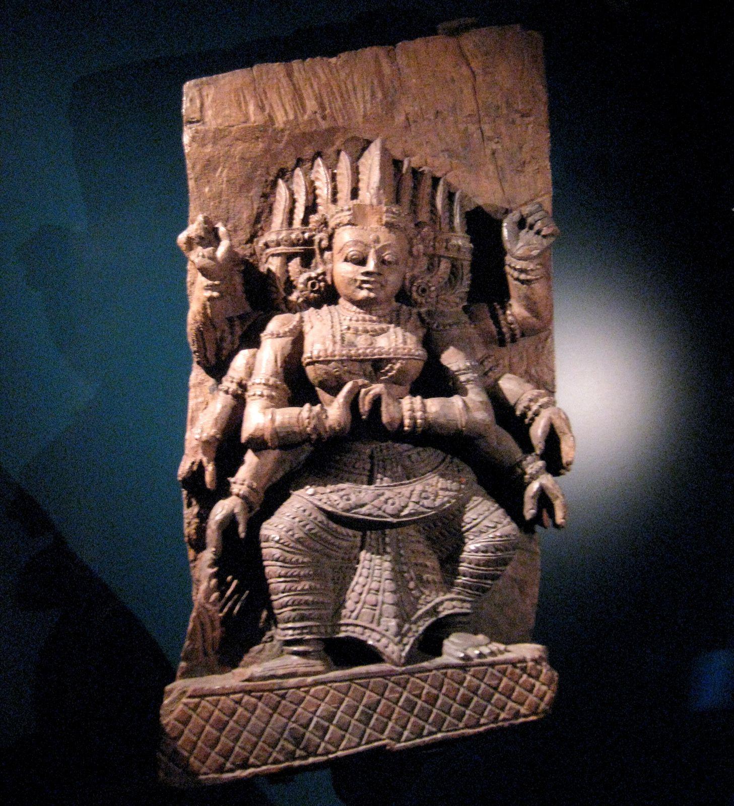 Déesses de la Shakti : Lakshmi, Kali et Durga