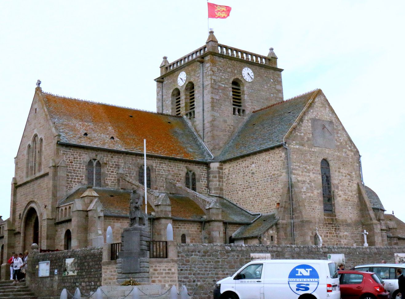 L'église de Barfleur