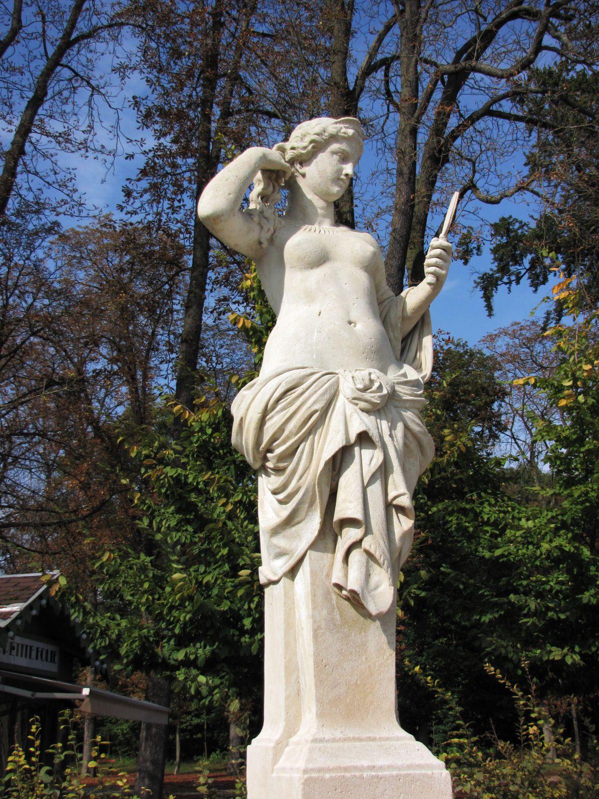Vénus, statue par Louis-Charles Janson