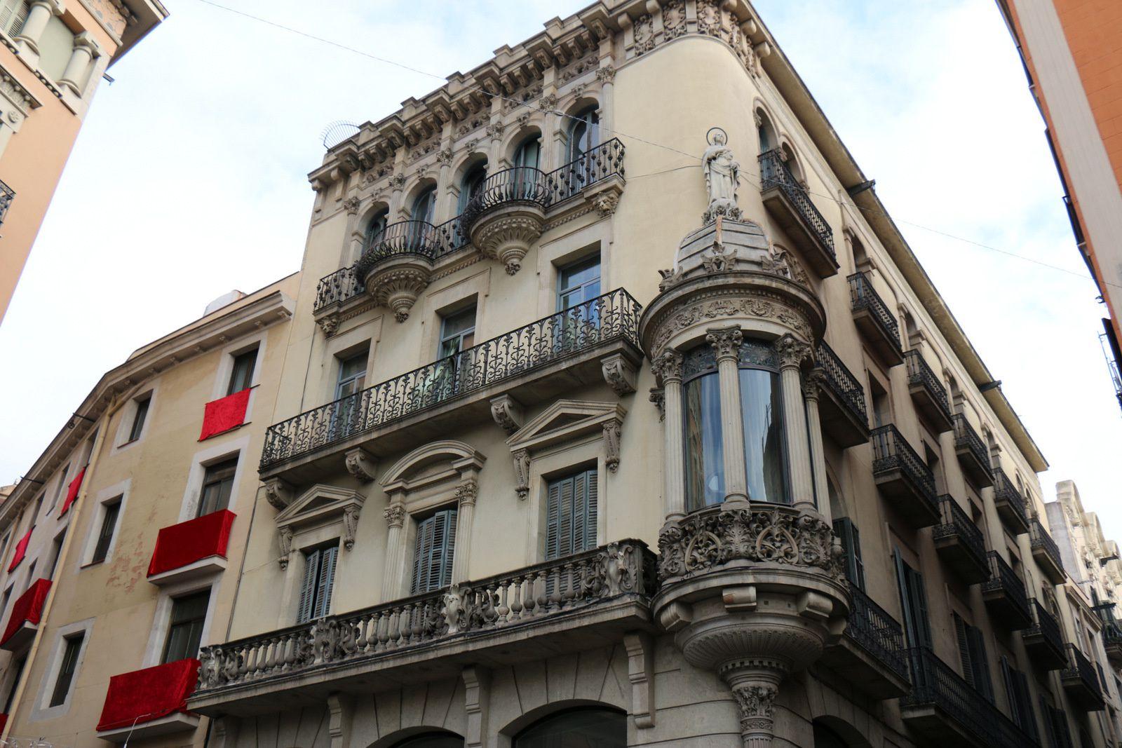 Pla de la Boqueria, Barcelone