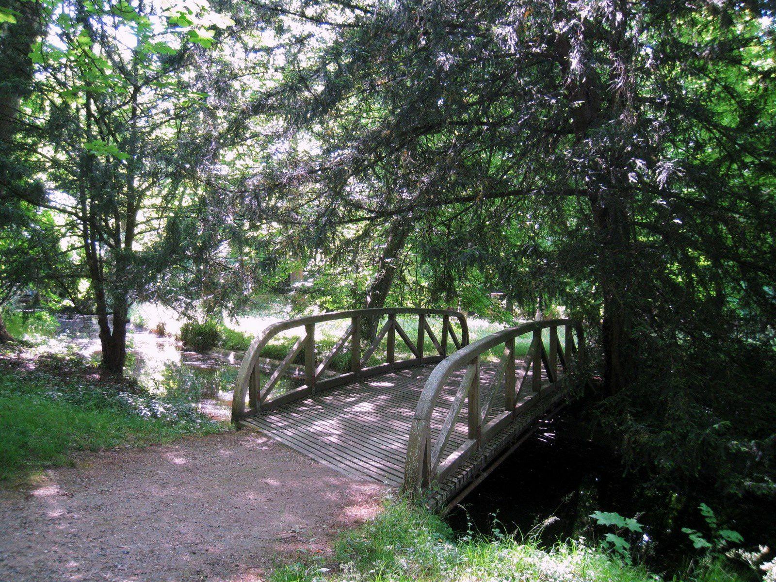 Diane chasseresse, parc de Malmaison