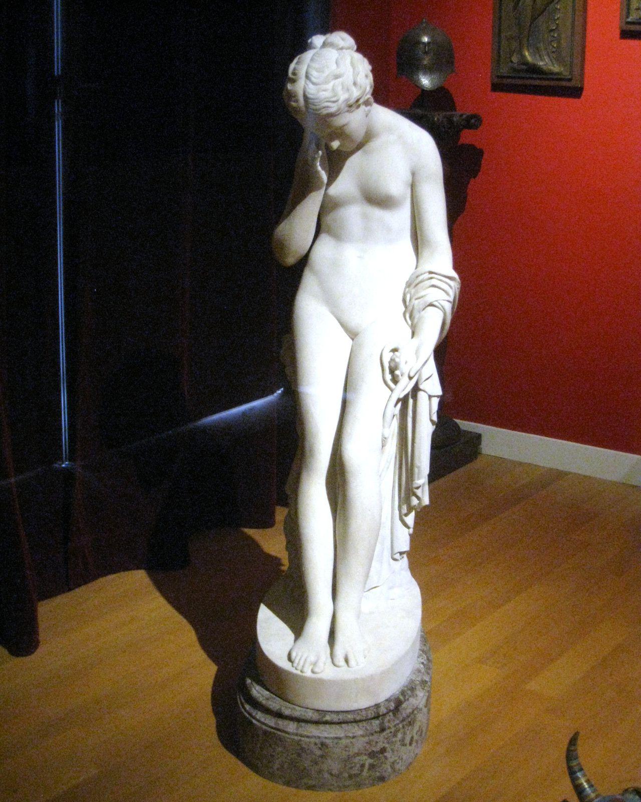 Buste de Rachel (Clésinger), pavillon Osiris (château de Malmaison)