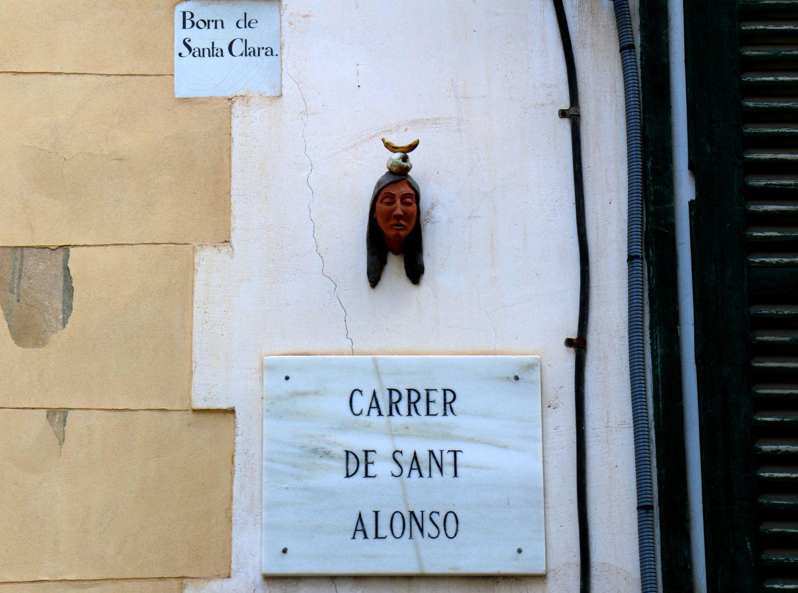 Monastère Santa Clara de Palma de Majorque