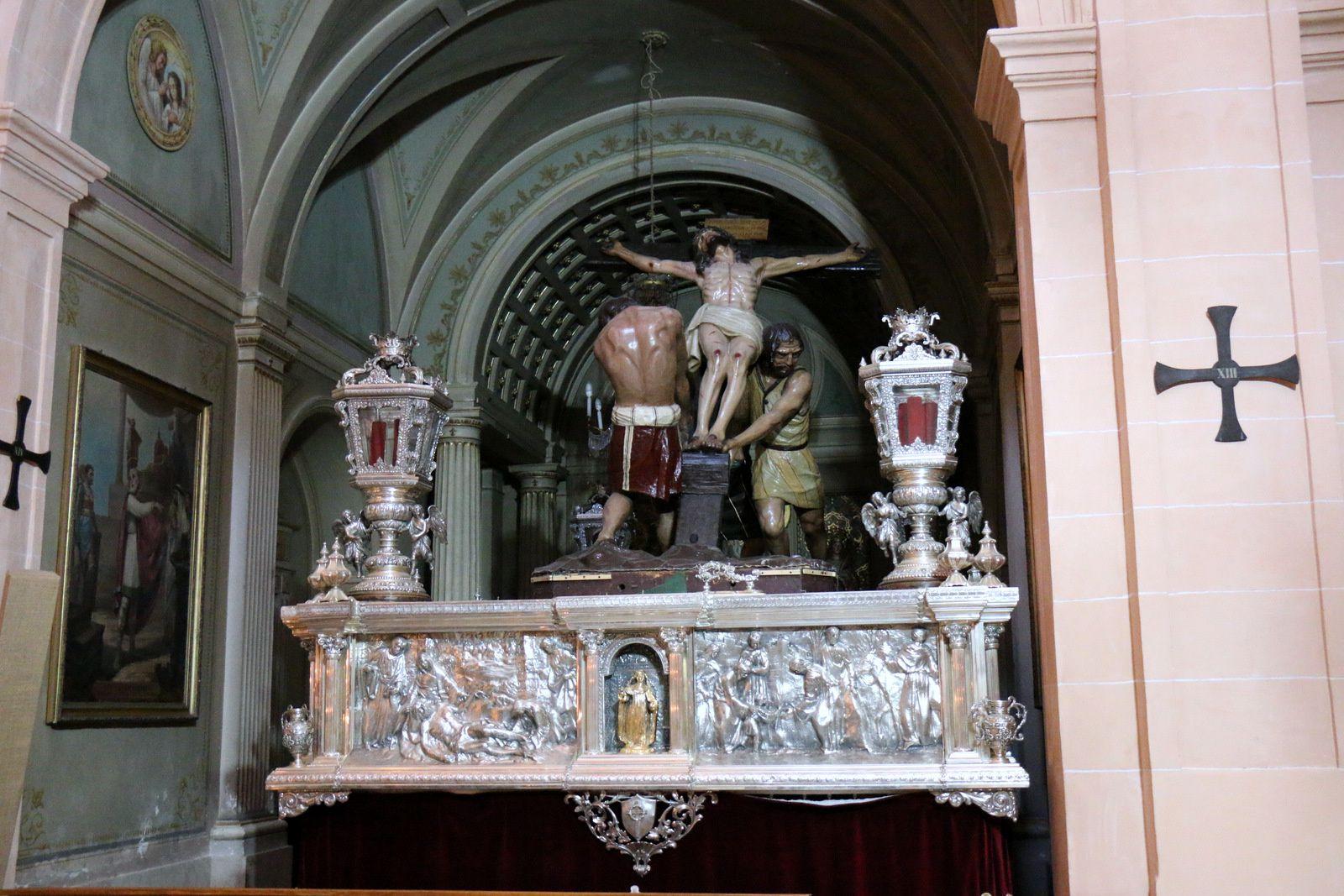Eglise du monastère Santa Clara de Palma de Majorque