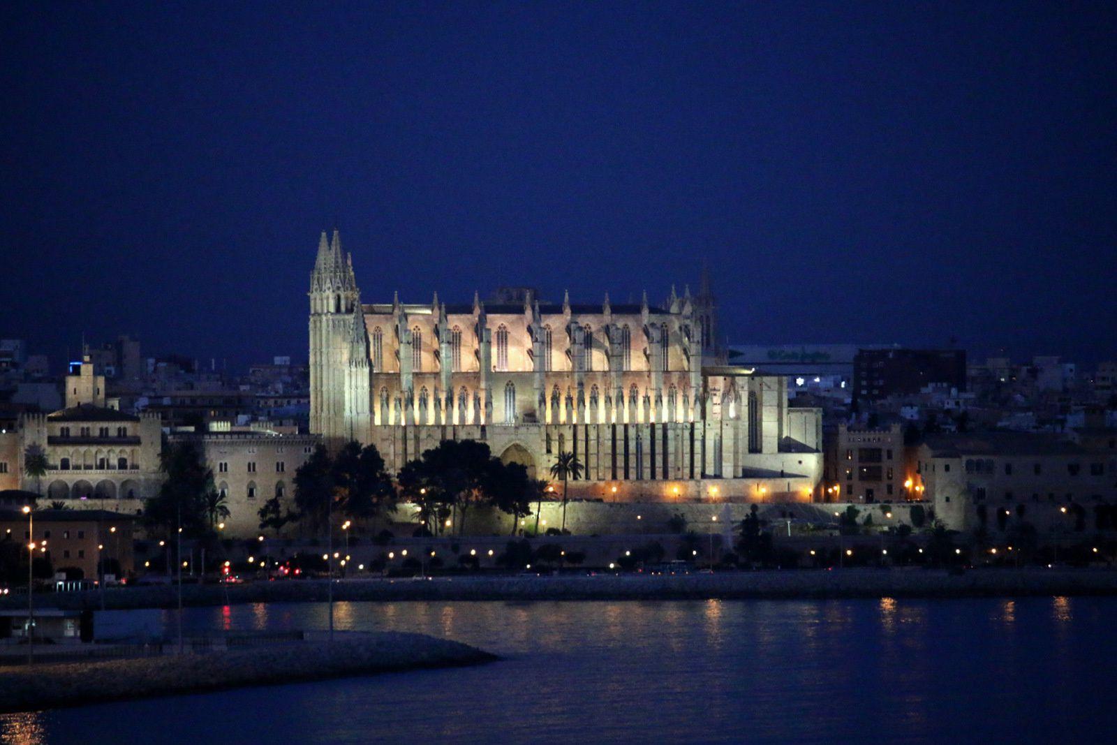 Mobile d'Alexandre Calder, Palma de Majorque