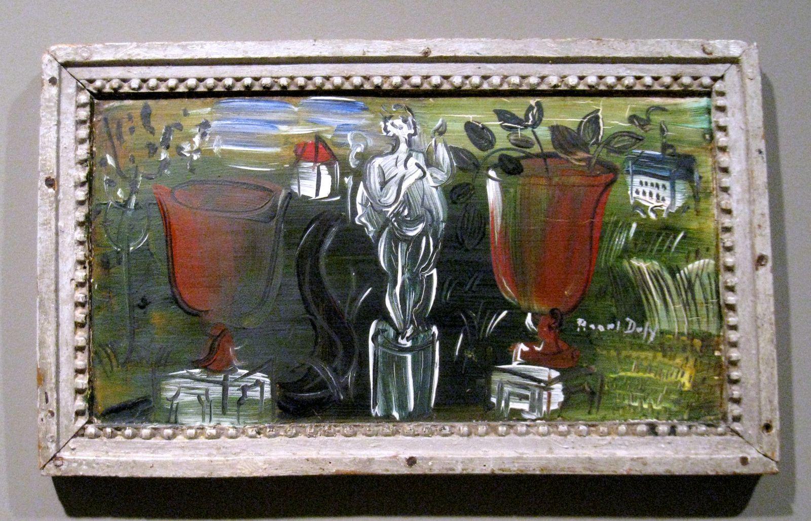 Raoul Dufy, musée des Beaux-Arts de Caen