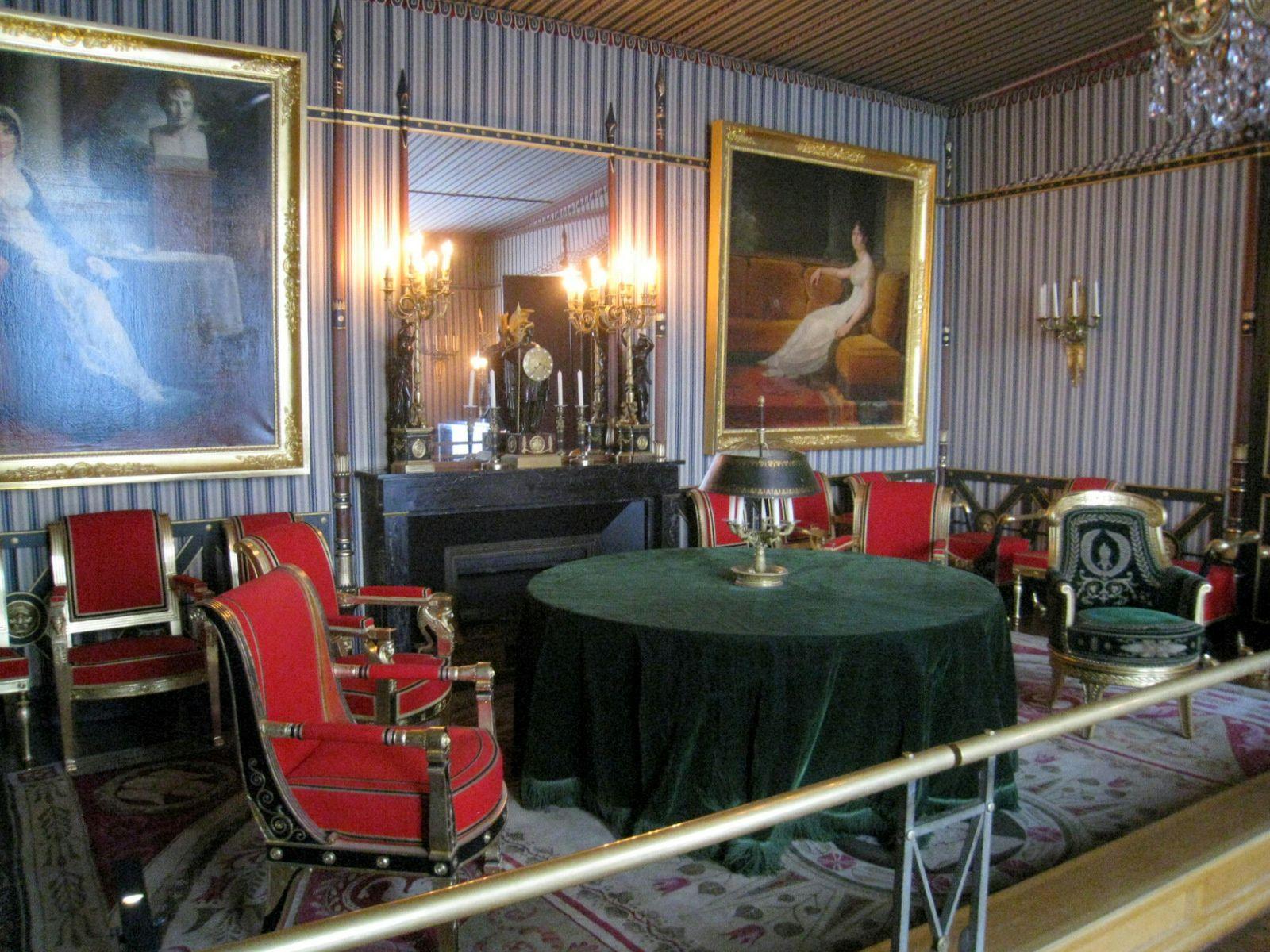 Salle du Conseil, château de Malmaison