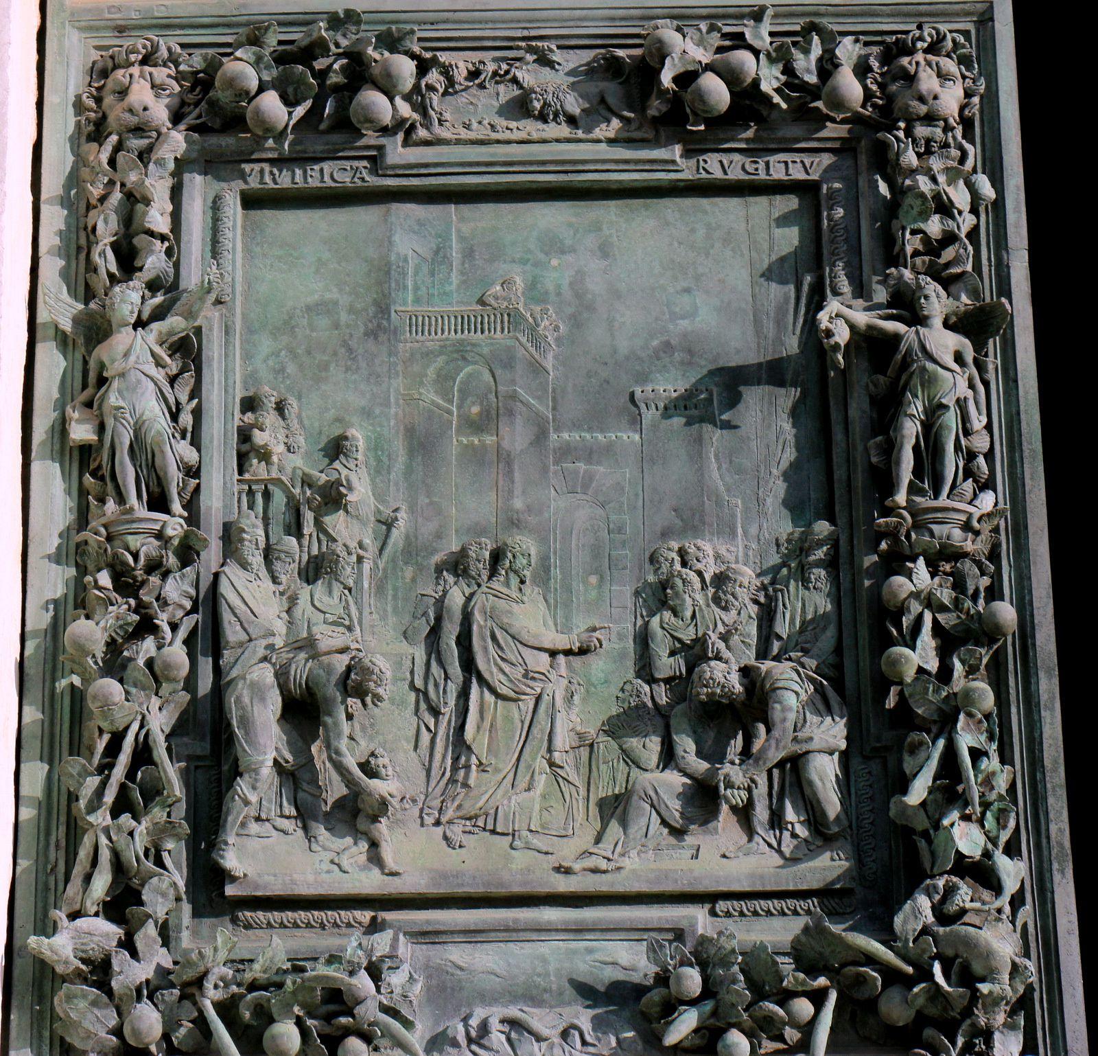 La cathédrale de Pise