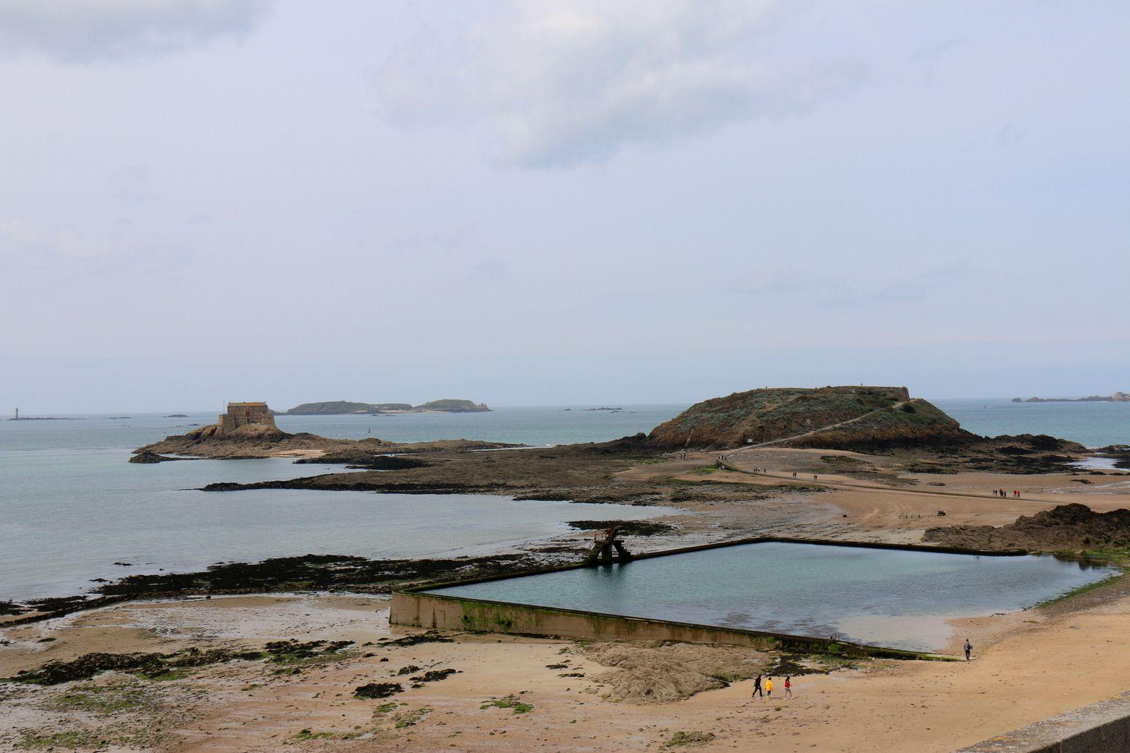 Fort du Petit Bé, Saint-Malo