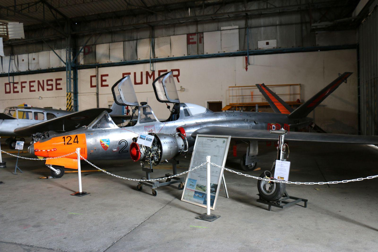 Fouga CM 170 &quot&#x3B;Magister&quot&#x3B;