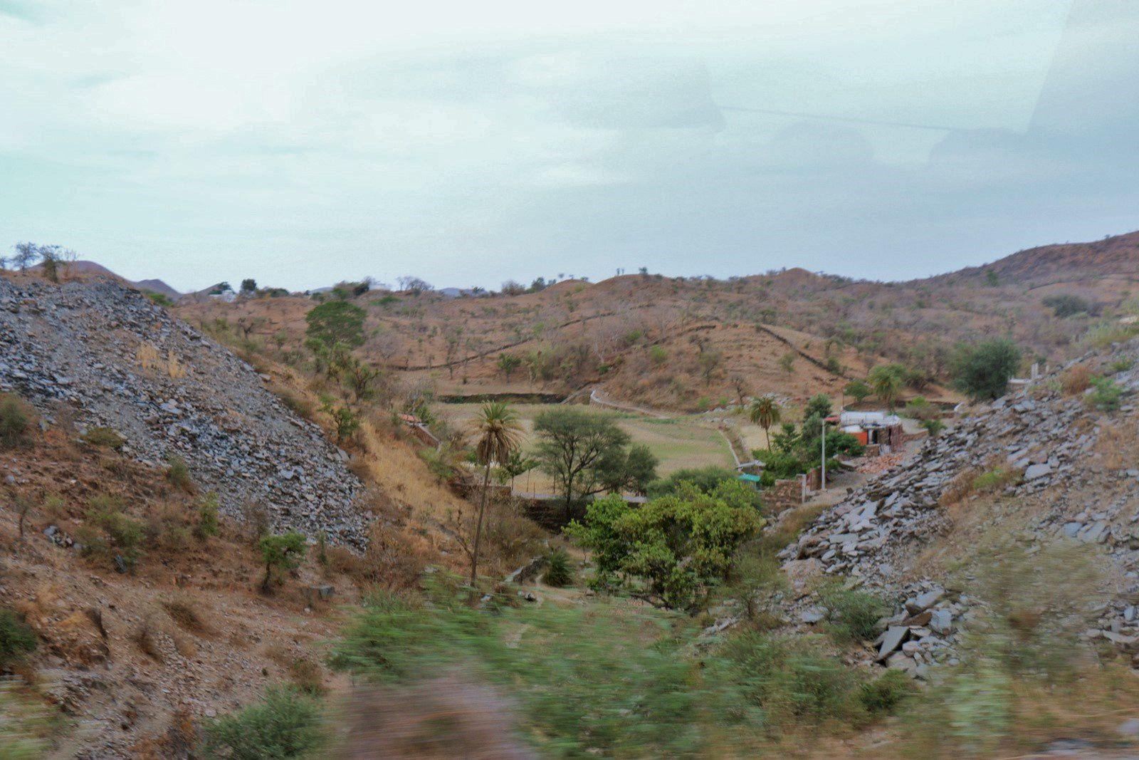 Araghatta (roue hydraulique), Rajasthan (Inde)