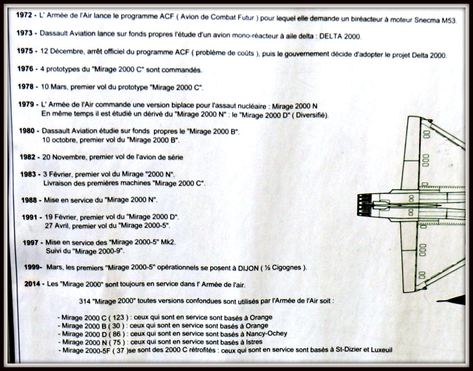 Dassault &quot&#x3B;Mirage 2000 B&quot&#x3B;