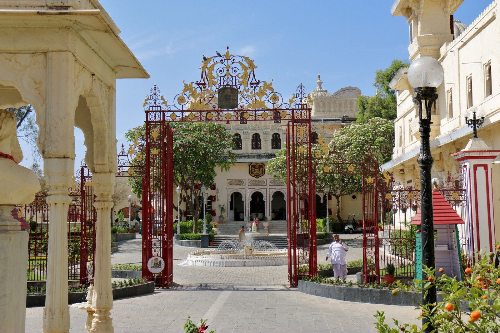 City Palace Museum, Udaipur (Inde)