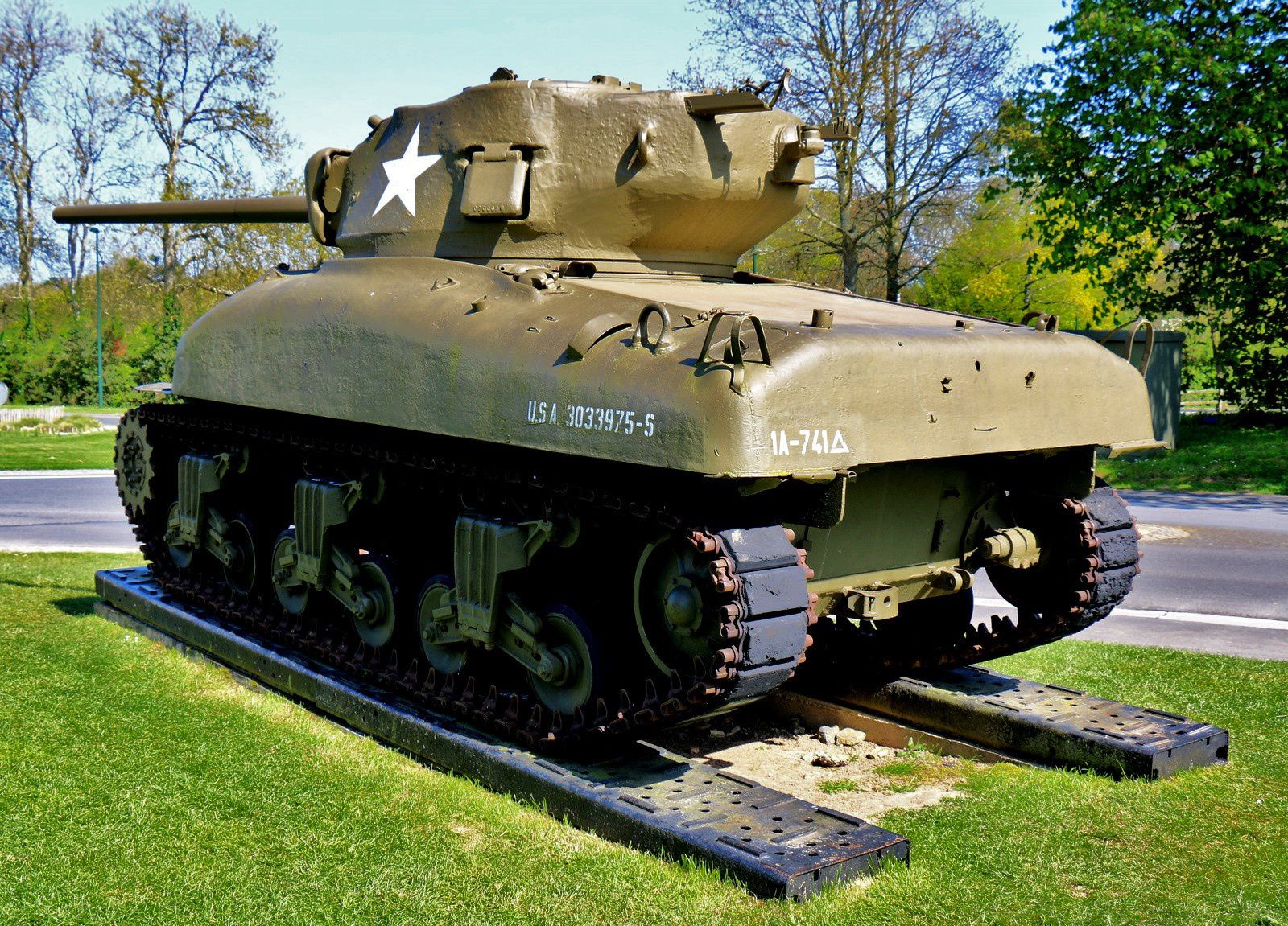 M4A1 Medium Tank &quot&#x3B;Sherman&quot&#x3B;
