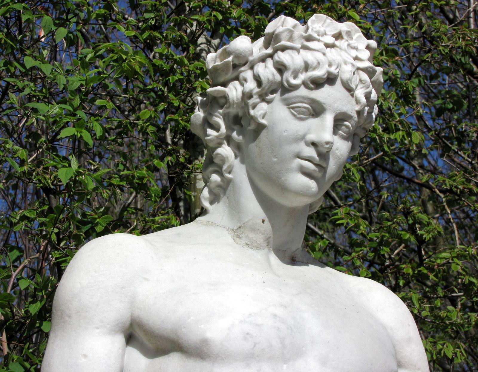 Philibert Vigier, Achille à Scyros
