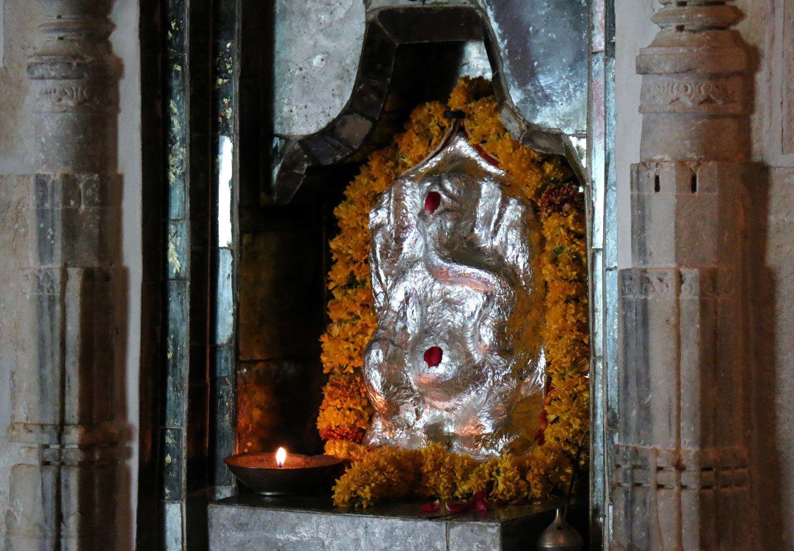 Mandap et Hookah, City Palace Museum (Udaipur)