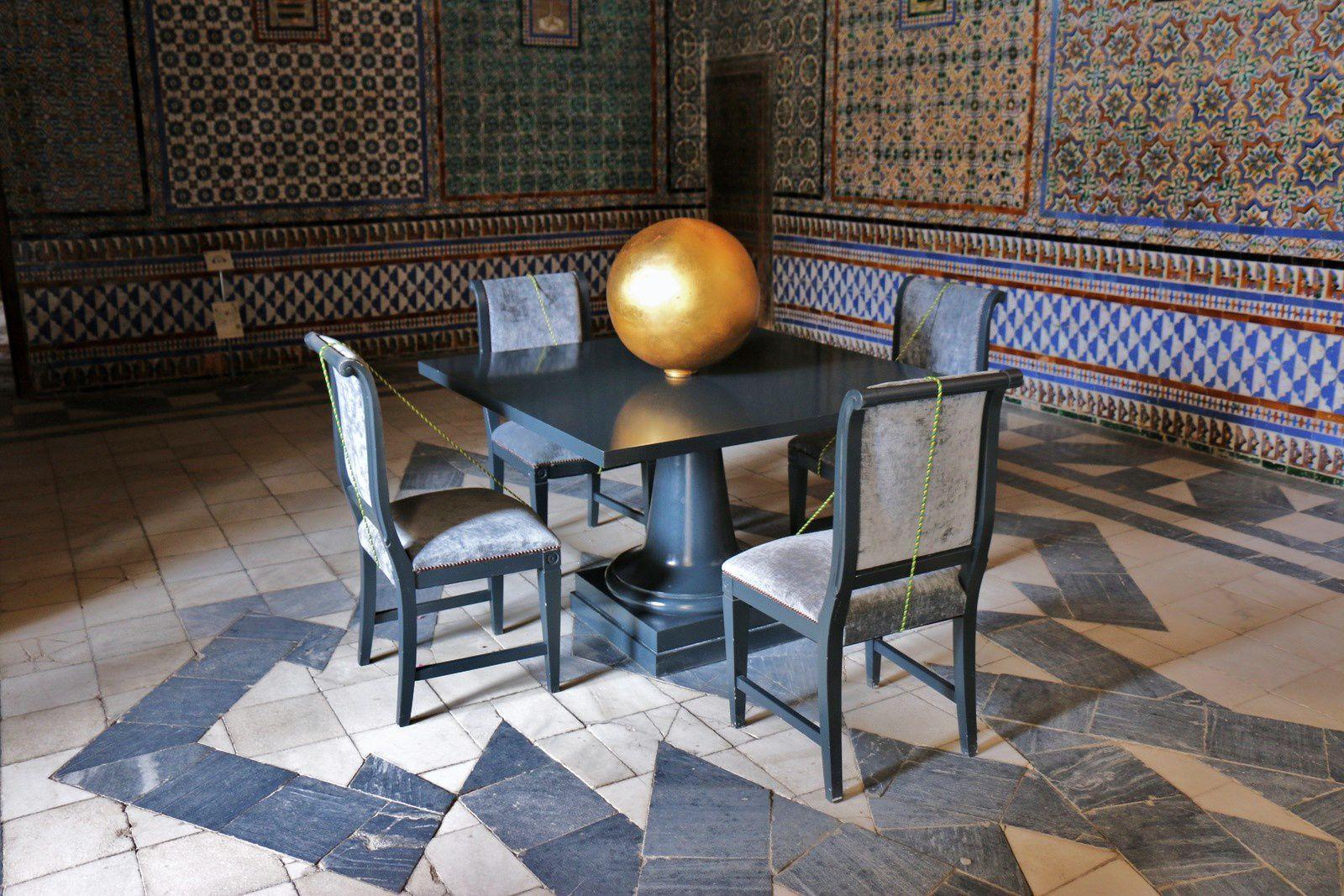 La chapelle, Maison de Pilate (Séville)