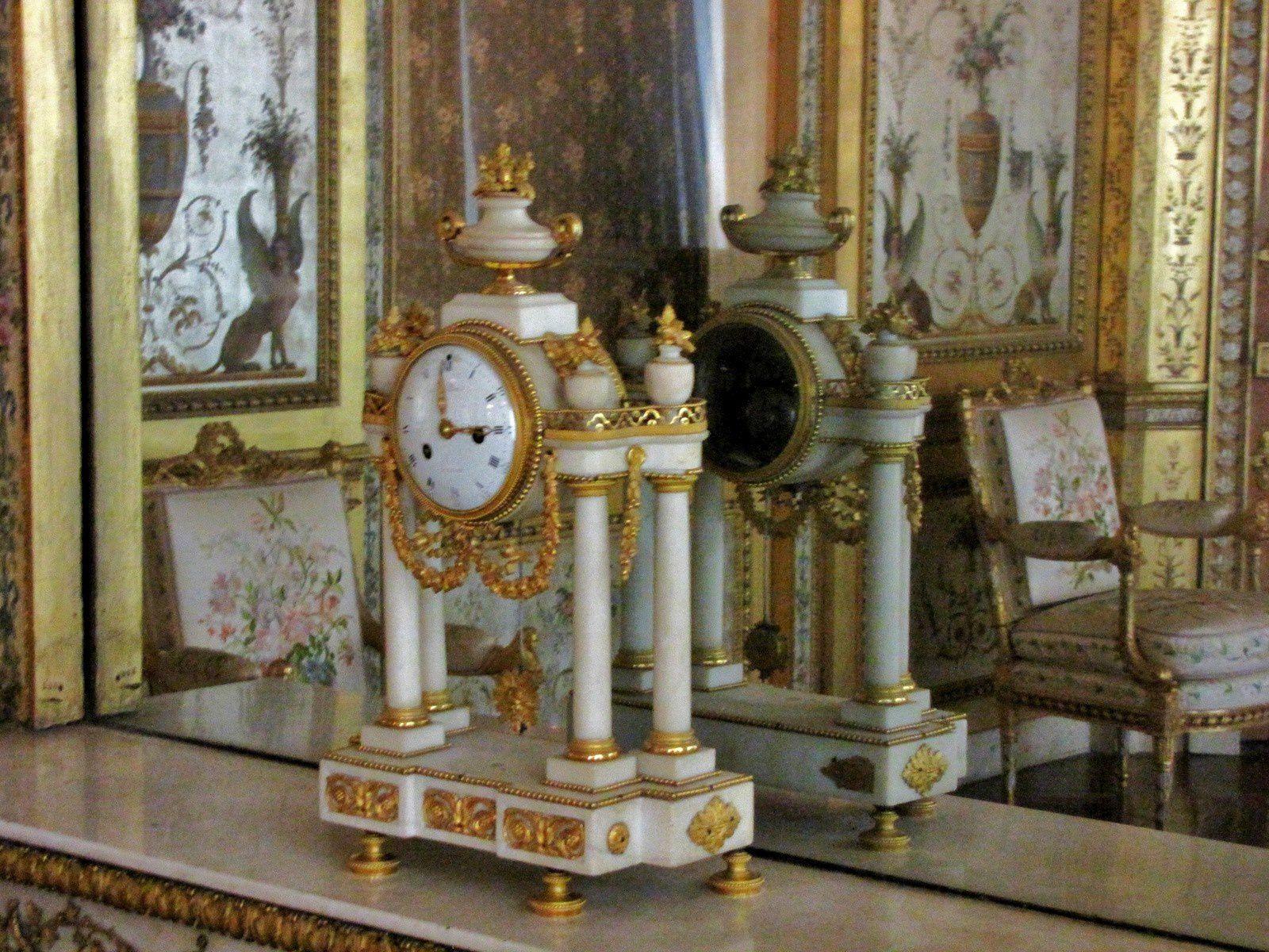Salle de bain de l'Impératrice, château de Fontainebleau