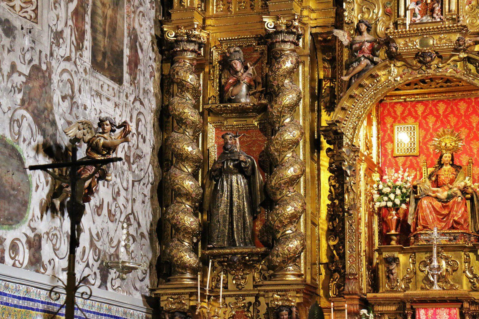 Chapelle Sainte Marie de Jésus, Séville