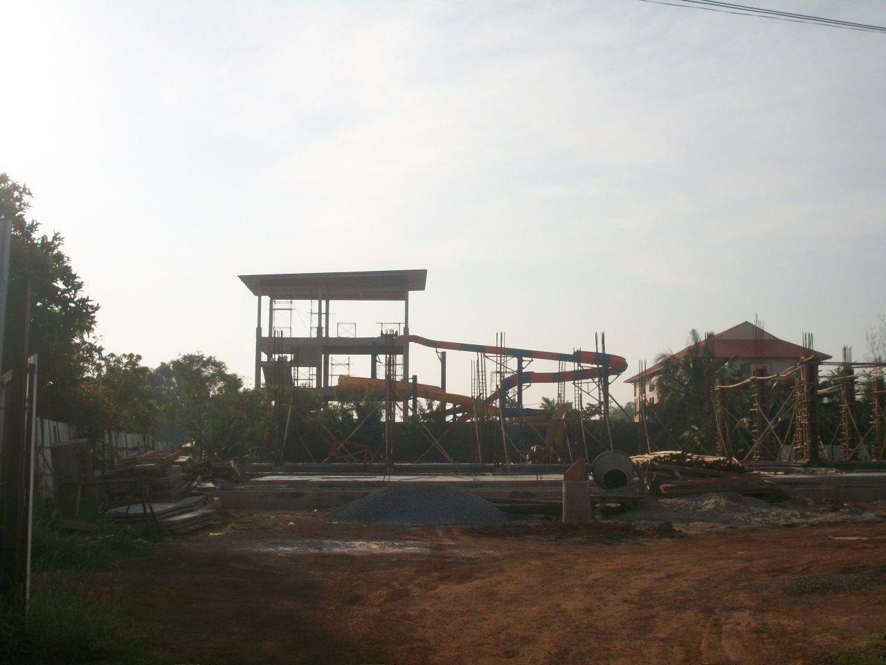 Thaïlande /Udon thani : La folie des parcs aquatiques ...