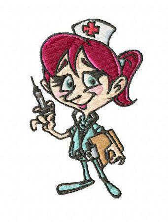 L'infirmiere.....!!!!!!!!!