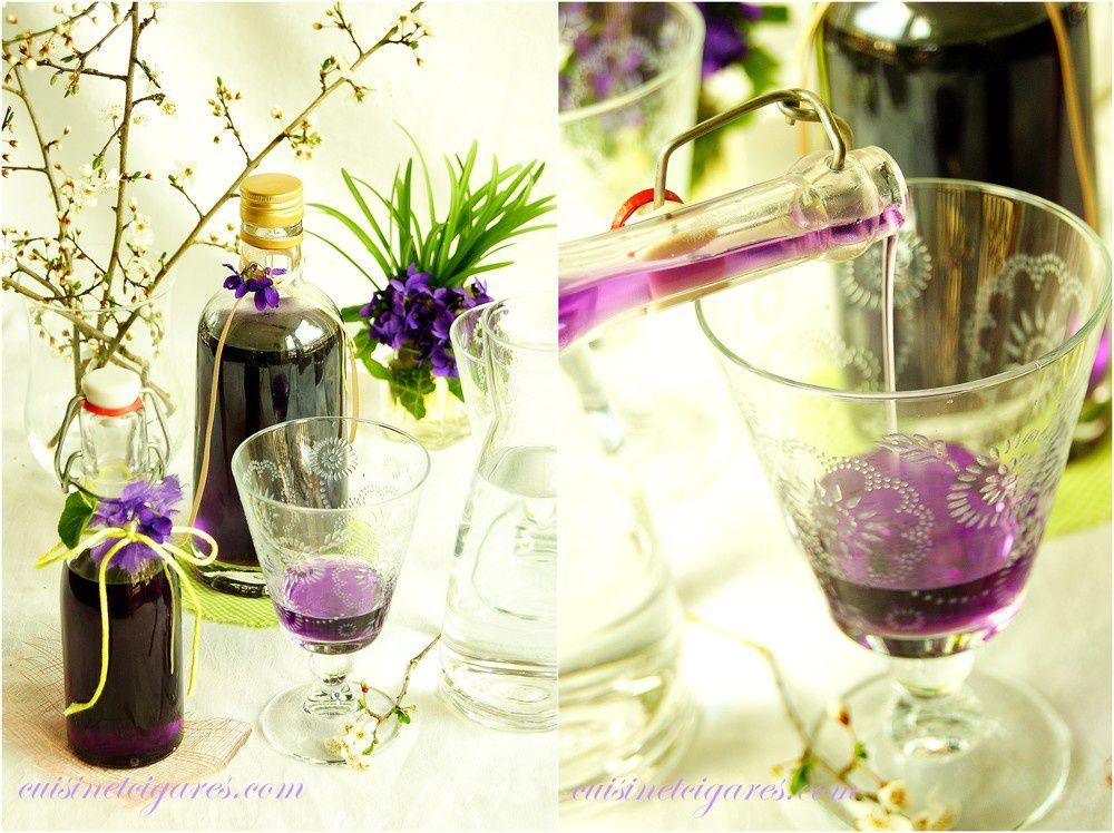 Sirop de Violettes et le Monday Music Miam n°34