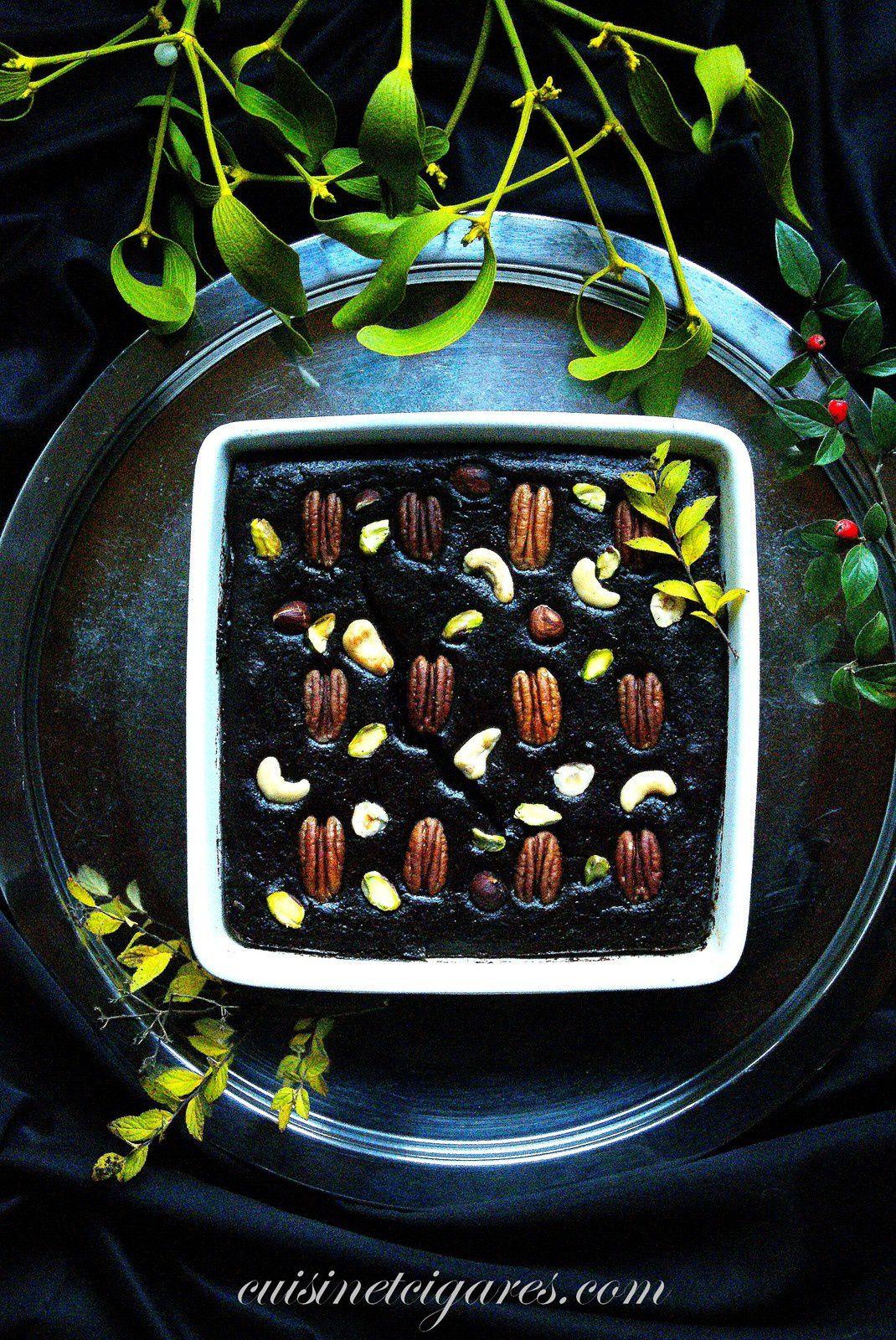 Le Brownie extra fondant, Noix de Pécans et Butternut