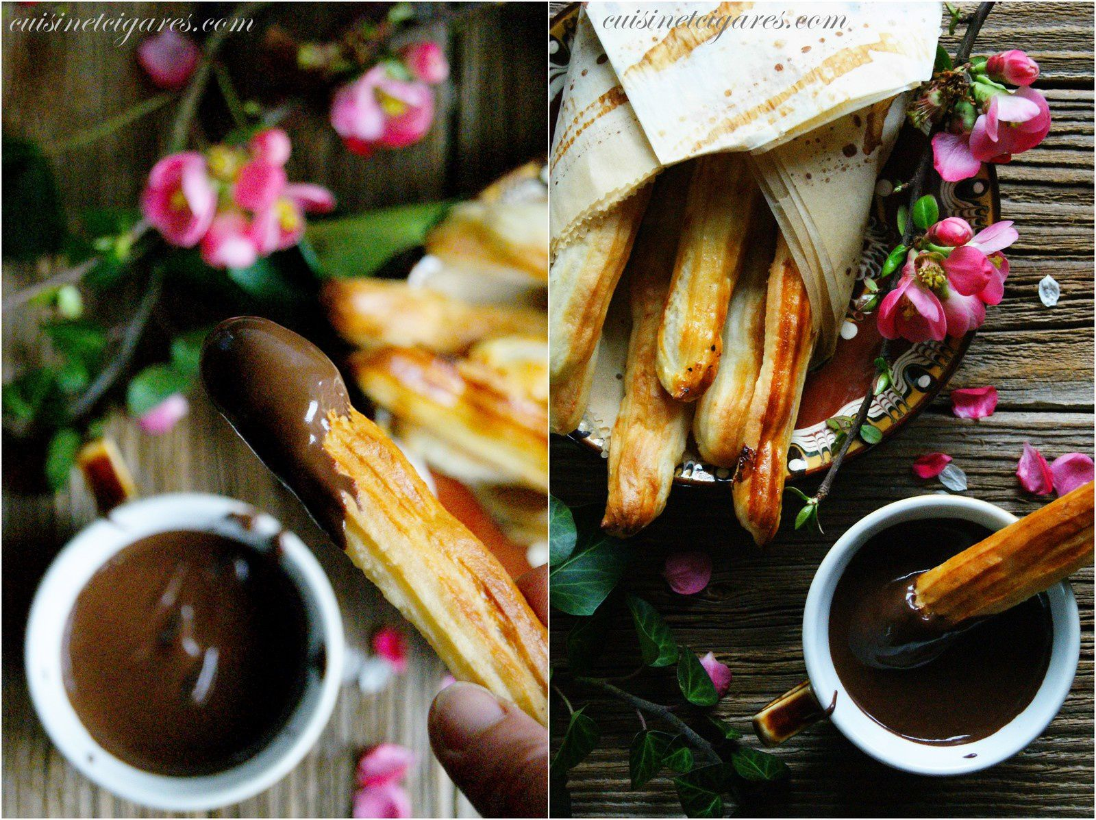 Churros au Four et le MMM n°45