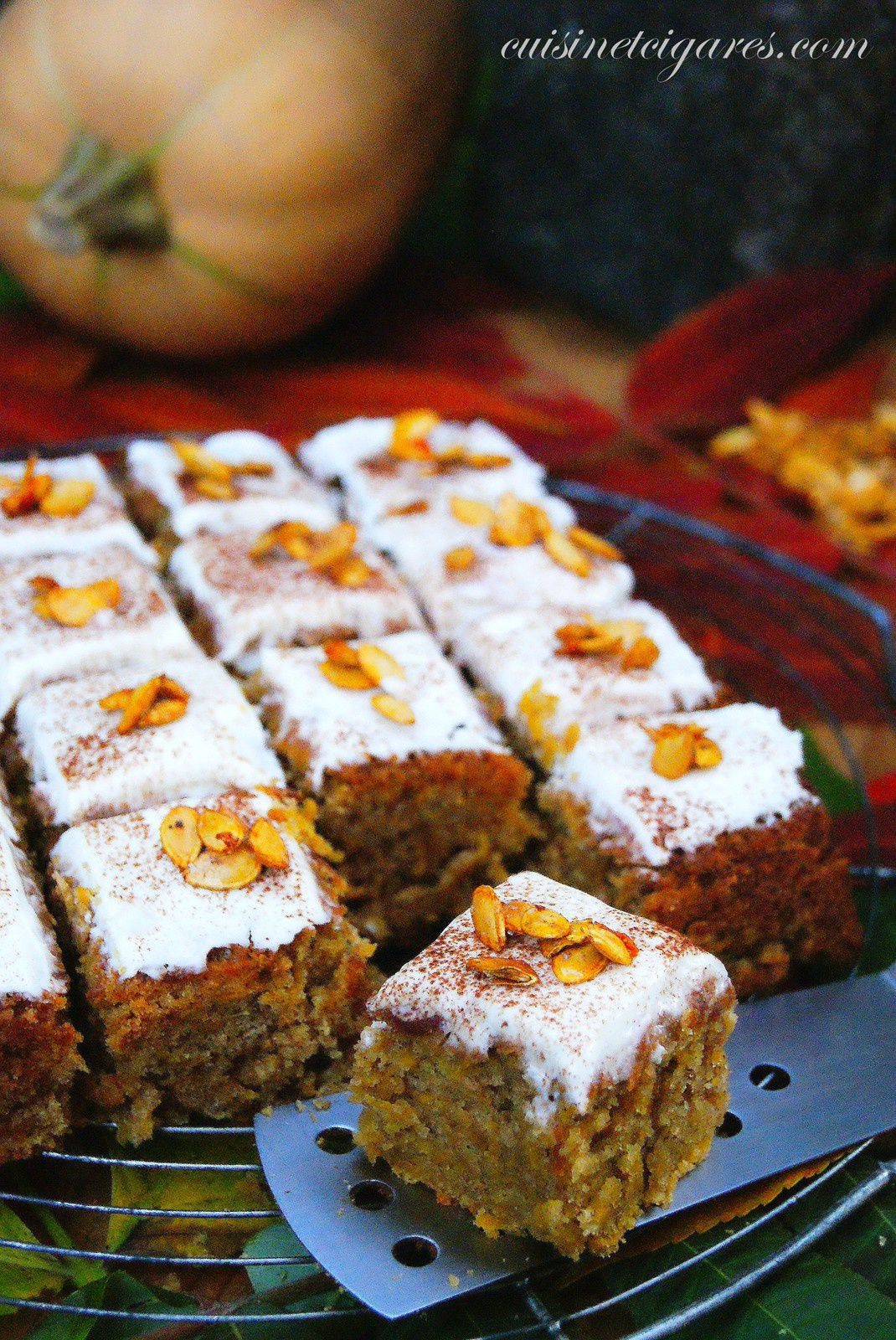 Butternut Sheet Cake