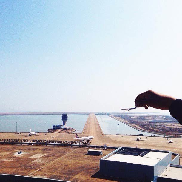 Jouer avec les avions