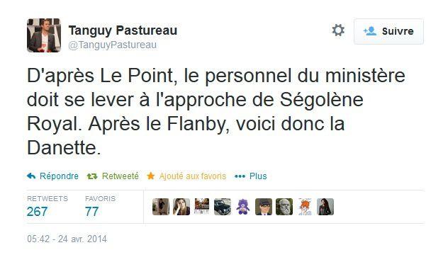 Flanby et Danette