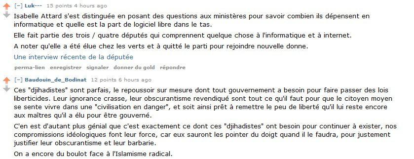 Source : Reddit France