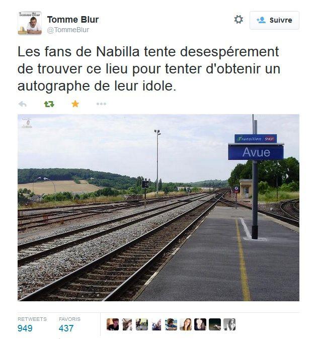 Free Nabilla