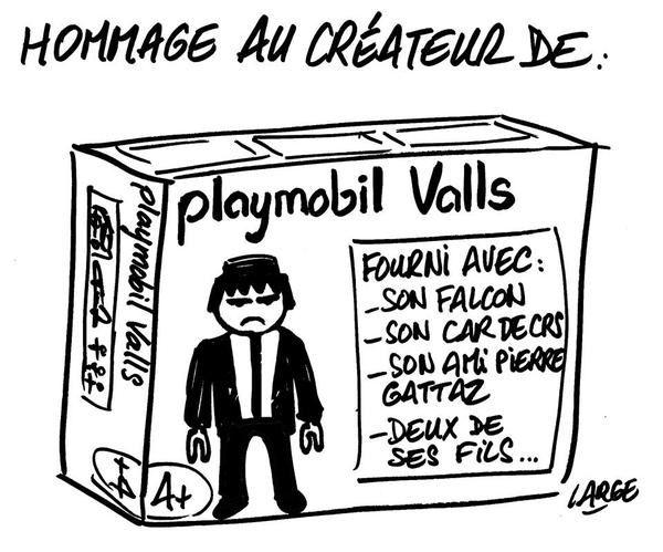 Valls va rembourser les places de ses deux enfants