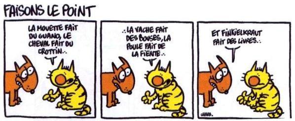 Maurice et Patapon, par Charb
