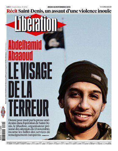Libé - Le visage de la terreur : un gars souriant