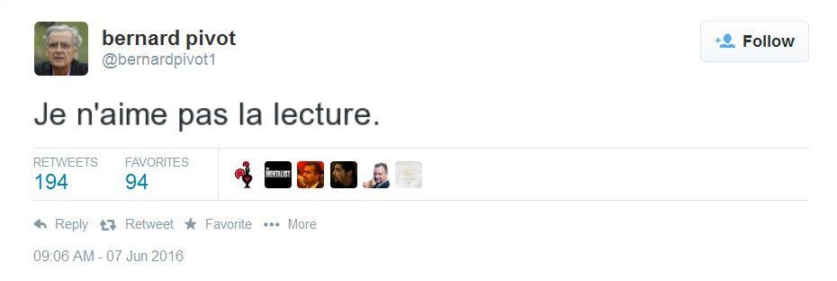 Ceci n'est pas un tweet d'Alain Juppé