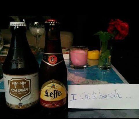 Chimay Leffe