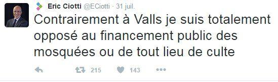Ciotti vs Ciotti